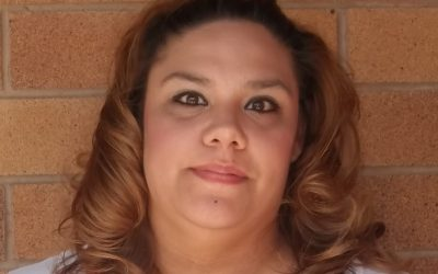 2018 July's Employee of the Month – Isabel Ortega