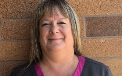 2019 July's Employee of the Month – Michele Connelly